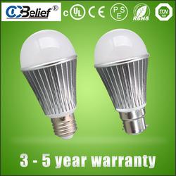 2014 hot selling 7W E26 E27 led bulb,CE led bulb light
