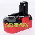 Replacement battery for bosch power tools 18V BAT025, 3870-04, BAT180
