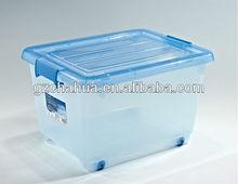 25L PP PLASTIC STORAGE BOX b