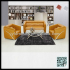 relaxing home leather sofa furniture XP-137