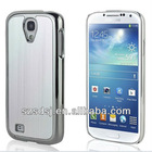 High quality metal aluminum hard back case for samsung galaxy s4