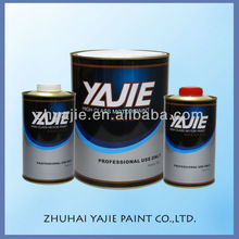 Zhuhai Yajie Car Colors