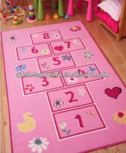 Fashion design kids mat/rugs