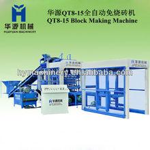 Hydraform asservimento blocco usato che fa macchina blocco di cemento che fa la macchina in cina qt8-15
