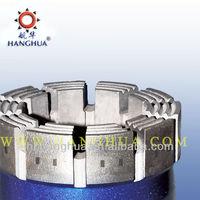 wireline drilling impregnated diamond core drill bit/coal mine drill bit