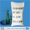 de haute qualité et prix concurrentiel nano3 nitrate de sodium