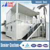 20ft economic living prefab container house price,house of two container,container modular home
