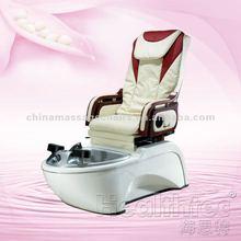Luxury pedicure massage chair whirlpool spa nail salon manicure