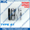 Type 21 Rubber Bellows Seal for Pump