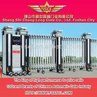 Good aluminum door iron gate design -L1305