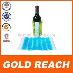 PVC Bottle Cooler for Wine, Bottle Holder Wrap PVC Beer Cooler