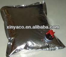 grape wine/bib/beverage bag and can put it into a carton