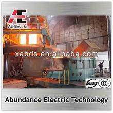 China Scrap steel,Iron,DRI melting furnace EAF