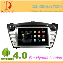 7inch android tablet in car dash for hyundai