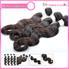 Unprocessed new 5a top quality body wave can be dyed cheap 100% virgin brazilian hair