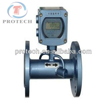 Protech high quality piping type ultrasonic flow meter
