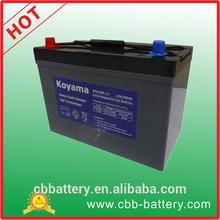 Advanced quality lead acid battery12V150AH Sealed lead acid battery, Rechargeable battery