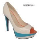 Cheap fashion party gambar sex dress popular high heel lady shoes