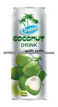 bevanda di cocco con polpa