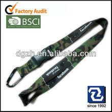 Design polyester lanyards, sublimation neck straps