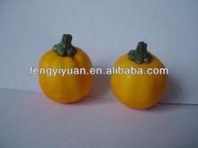 Hot sell sall artificial foam pumpkins