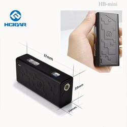 2015 new products Hcigar Kayfun V4 sx mini box mod 30w HB mini box vapor box mod