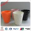 2014 HOT Ceramics Clay Containers Antique Brown Pots Plant Supplies Terracotta Pots Wholesale Porcelain Flower Pots & Planters