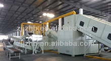 middle type Refrigerators recycling production line