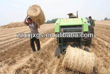 mini round hay balers
