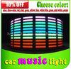 liwin hot sell 12v 5 Colors Car Music Rhythm Lamp for car china supplier motorcycle head lamp car light