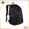 Practical outdoor chargeable solar laptop bag