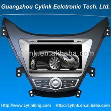 2011-2012 Hyundai Elentra Car DVD Multimedia Player With Gps Navigation