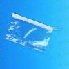 #D011 plastic packaging bag (EVA), EVA zipper bag, food bag