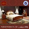 0029 European classic antique bedroom furniture