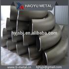 ISO9001 high quality titanium bend titanium exhaust bends