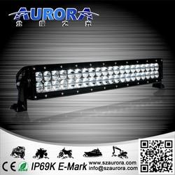 20inch 120W double row cree led off road light 12v waterproof led light bar