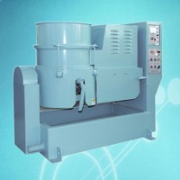 automatic centrifugal disc surface polishing grinding machine