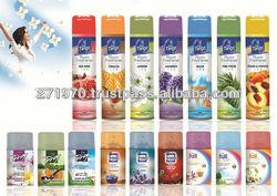 Dispenser air freshener spray/Odor neutralizer spray