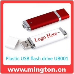 Simple style cheap USB flash for promotional gift