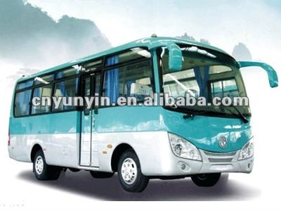 2012 hot sales Dongfeng light city buses for sale