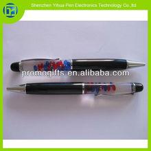 2013 Hot customised floater floating dispensing pen
