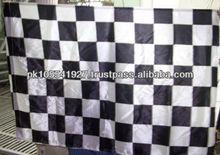 Racing flag.