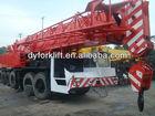 used 135t grove crane