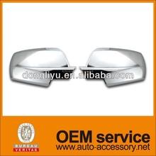 chrome auto accessories car mirror cover Sierra GMC new car accessories products