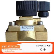 HW5404-08 Series High Pressure, High Temperature Solenoid Valve