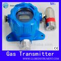 Promo de navidad de gas detector de alarma para el amoníaco nh3=0- 100 ppm