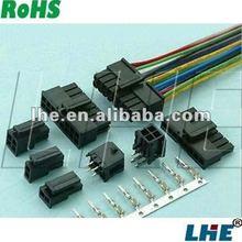 Car alarm wire harness connectors molex 43020 3.0mm pitch