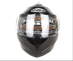 hot saling DOT double visor flip up helmet HD-701