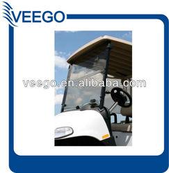 GOLF CART WINDSHIELD CLEAR FLIP OEM PRODUCT FOR EZGO CLUB CAR YAMAHA