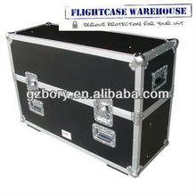 """60"""" Plasma LCD TV Spider Flight Case Amp dj mixer Aluminum box case"""